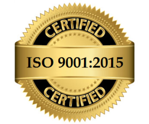 Amick Brown Receives ISO 9001 Certification